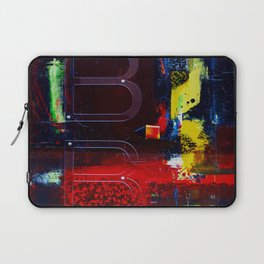 At The Bar And Bistro 2 by Kathy Morton Stanion Laptop Sleeve