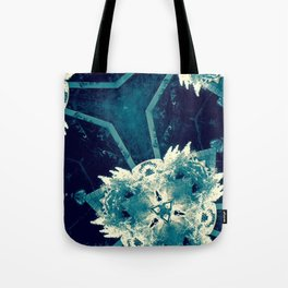 All About Blue Tote Bag