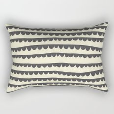 Scalloped Garland Rectangular Pillow