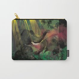 Elephant Culture Carry-All Pouch