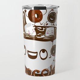 Hot Chocolate! Travel Mug