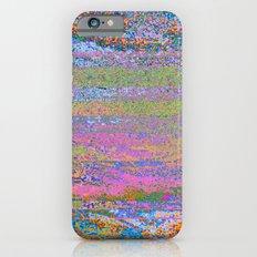 51-23-76 (Pastel Rainbow Glitch) Slim Case iPhone 6s
