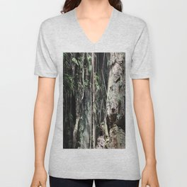 Liana and Rocks Unisex V-Neck