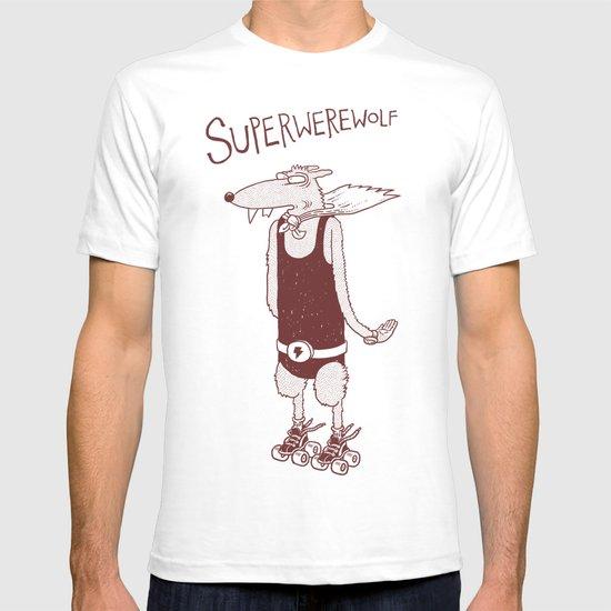 Superwerewolf T-shirt