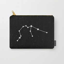 Aquarius Astrology Star Sign Carry-All Pouch