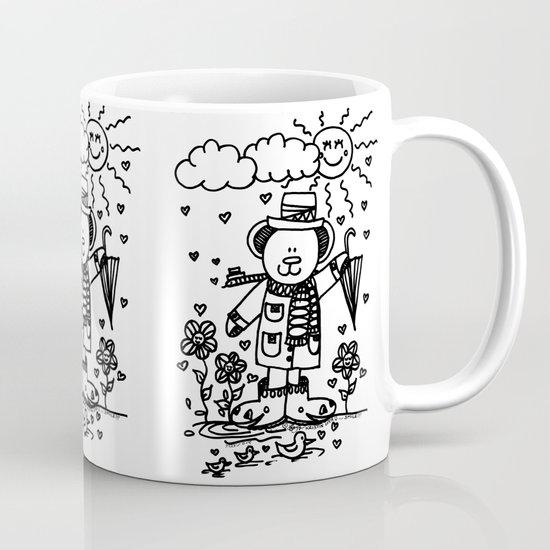 Cold Day Bear Mug