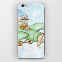 aviator2 iPhone Skin