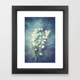 Lily Of The Valley II Framed Art Print