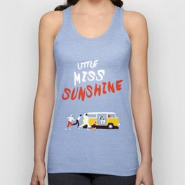 THE ROAD TO MISS  SUNSHINE Unisex Tank Top