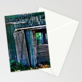 Old Barn Stationery Cards