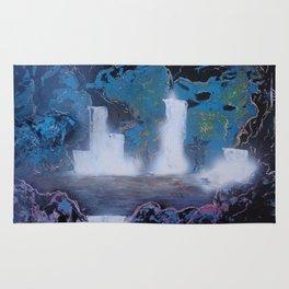 Magic Waterfalls Rug