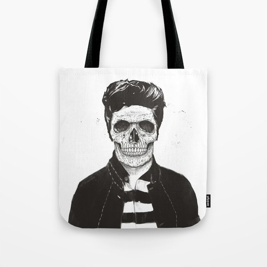 Death fashion Tote Bag