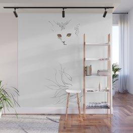 Elli aka Da Mows Wall Mural