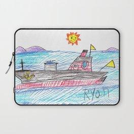 Smooth Seas Laptop Sleeve