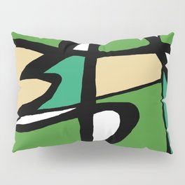 Abstract Painting Design - 8 Pillow Sham