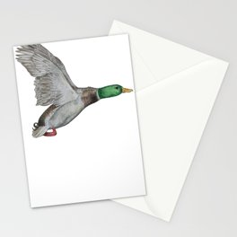 Flying Duck Stationery Cards