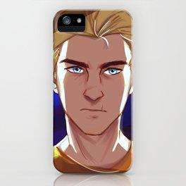 Jason Grace iPhone Case