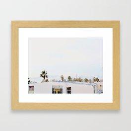L.A. Dayz Framed Art Print