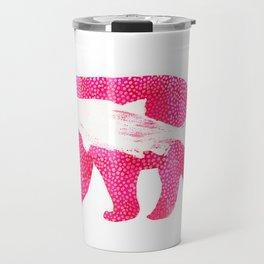Salmon Bear Travel Mug