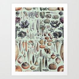 Science Farm Art Print