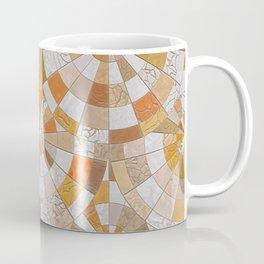 Marble cracked mosaic Coffee Mug