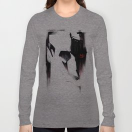 Futuristic Cyborg 5 Long Sleeve T-shirt