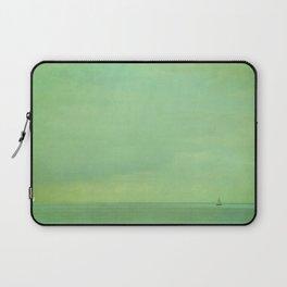 lost in green Laptop Sleeve