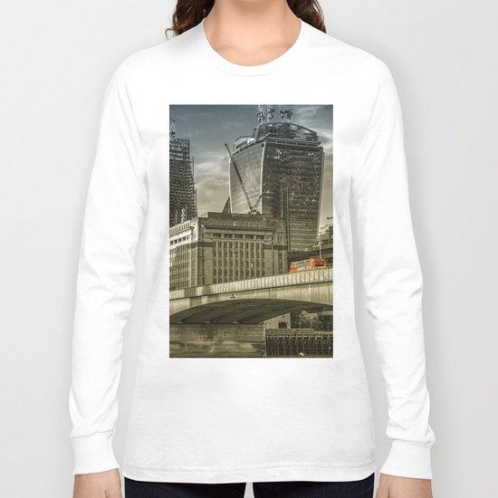 London North Bank Long Sleeve T-shirt