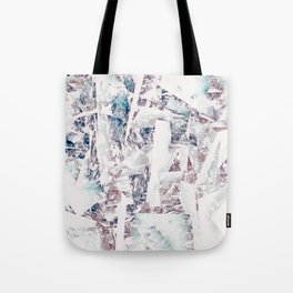 Mountain diamond Tote Bag