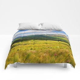 Welsh Views Comforters