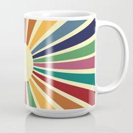 Sun Retro Art II Coffee Mug
