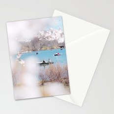new york spring Stationery Cards