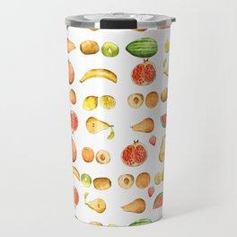 Un sacco di frutta Travel Mug