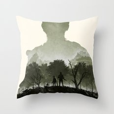 The Last Of Us (II) Throw Pillow