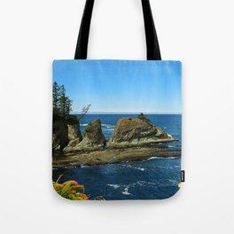 Coos Bay Tote Bag