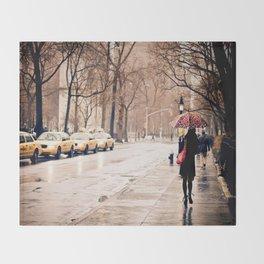 NYC Throw Blanket