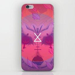 Wolf 99 iPhone Skin