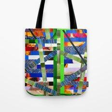 Agnes (stripes 16) Tote Bag