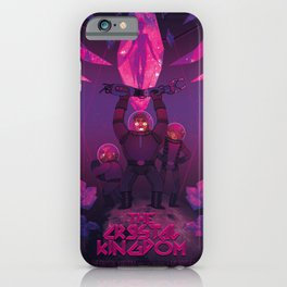 The Crystal Kingdom iPhone Case