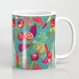 Colorful Veggie scramble Coffee Mug