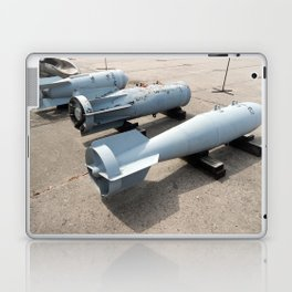 Armament of aircraft and helicopters rockets, bombs, cannons Laptop & iPad Skin