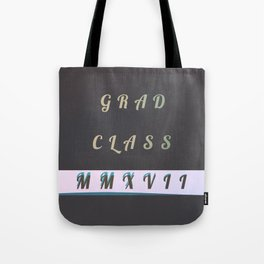 Grad '17 Tote Bag