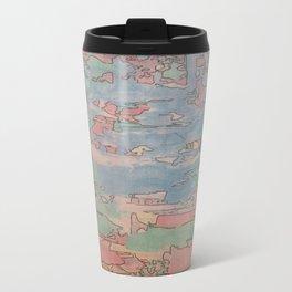 Colourfull world Travel Mug
