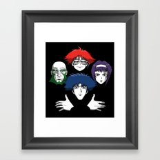 Session No.14 Framed Art Print