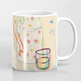 YELLOW APPLES Coffee Mug