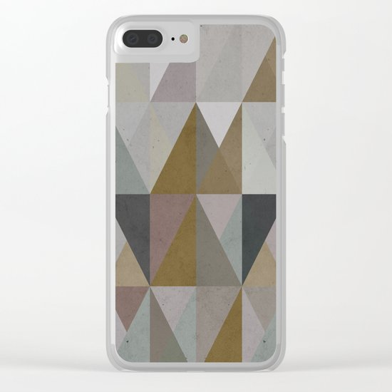 The Nordic Way XXVI Clear iPhone Case