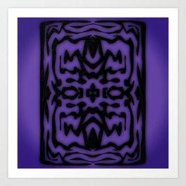 Ekudi Art Print