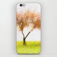 tree of life iPhone & iPod Skins featuring Life Tree by Joao Bizarro