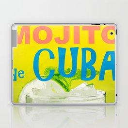 Mojito de Cuba Laptop & iPad Skin