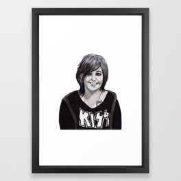 Charley Framed Art Print